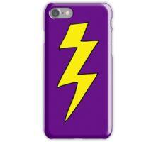 Lightning Bolt - Scott pilgrim vs The World iPhone Case/Skin