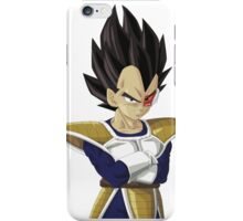 Vegeta DBZ iPhone Case/Skin