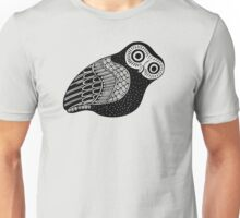 greek owl Unisex T-Shirt