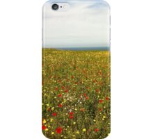 """"""" Under Blue Skies And Meadows """" iPhone Case/Skin"""