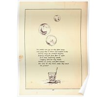 Rose Buds Virginia Gerson 1885 0046 Soap Bubbles Poster