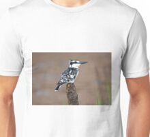 Kingfisher in Botswana Unisex T-Shirt