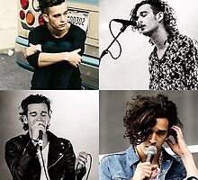 Matty Healy by Maisie Jones