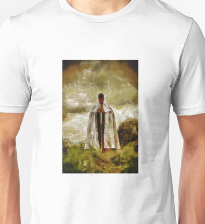 Knights Templar by Pierre Blanchard Unisex T-Shirt