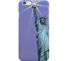 Liberty on the 4th of July iPhone Case/Skin