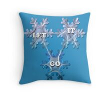 Beautiful Cushions/ Let it Go Throw Pillow