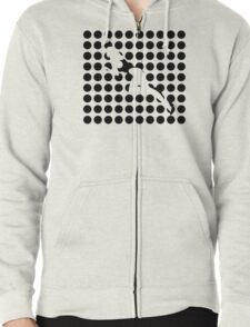 It's just your imagination! Zipped Hoodie