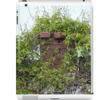 Chimney Greenery iPad Case/Skin