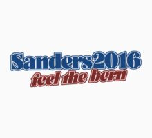 Bernie Sanders 2016 feel the bern Kids Tee