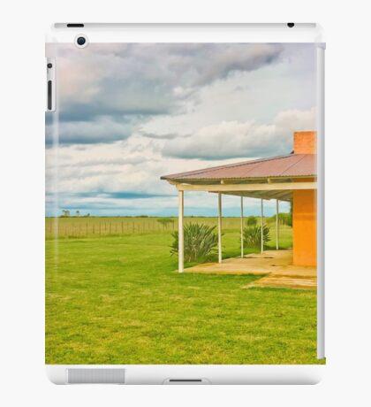 Rural House iPad Case/Skin