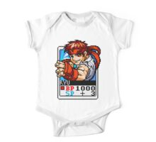 Ryu - Street Fighter One Piece - Short Sleeve