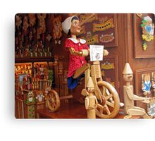 Geppetto's Son Metal Print
