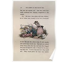 The Queen of Pirate Isle Bret Harte, Edmund Evans, Kate Greenaway 1886 0044 Lone Widow Poster