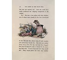 The Queen of Pirate Isle Bret Harte, Edmund Evans, Kate Greenaway 1886 0044 Lone Widow Photographic Print
