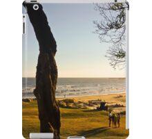 Montevideo Summer Beach iPad Case/Skin
