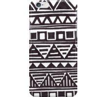 zigzag #2 iPhone Case/Skin