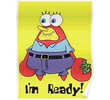 Spongebob Krabpants Poster