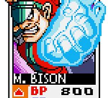 M. Bison by Lupianwolf