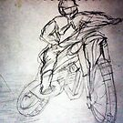 MOTORCYCLE 2 by Tammera