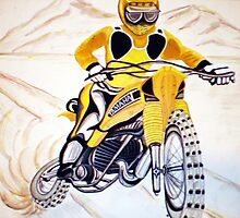MOTOCROSS by Tammera