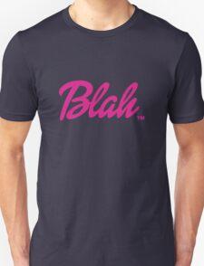 Blah Barbie Unisex T-Shirt