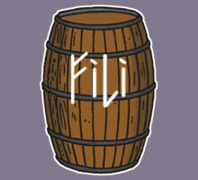 Fili in barrel Kids Tee