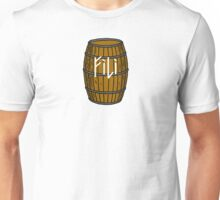 Fili in barrel Unisex T-Shirt