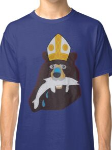 is the bear Catholic?  Classic T-Shirt