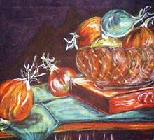 ONION BASKET by Tammera