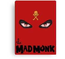 The Mad Monk Canvas Print
