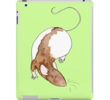 Little Hooded Rat iPad Case/Skin