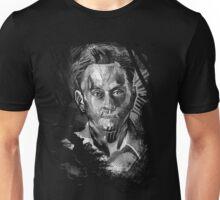 Ben Linus Portrait from Lost Unisex T-Shirt