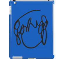 Ramona Flowers Black - Scott Pilgrim vs The World - Have You Seen A Girl With Hair Like This Black iPad Case/Skin