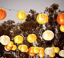 Lanterns by ken47