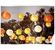 Lanterns Poster