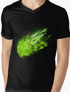 Scream and fire: take 2 Mens V-Neck T-Shirt