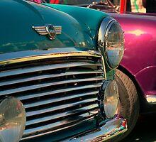car show 'minis' by Rita Gruppetta