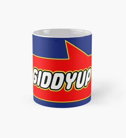 Giddyup, Bubble-Tees.com Mug