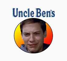 Tobey Maguire's Uncle Ben's Unisex T-Shirt
