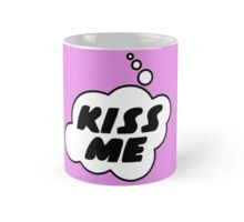 Kiss Me by Bubble-Tees.com Mug