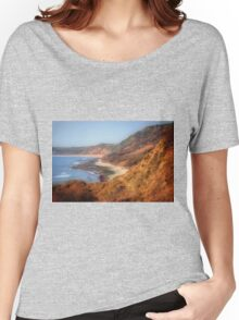 Westward Ho-Jurassic Coast Women's Relaxed Fit T-Shirt