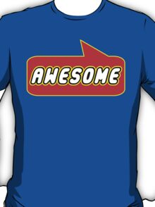 Awesome by Bubble-Tees.com T-Shirt