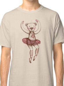Ballerina Teddy Classic T-Shirt