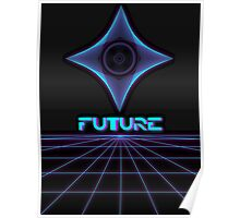 Future, Back in time Poster