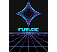 Future, Back in time Photographic Print