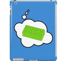 Green Brick, Bubble-Tees.com iPad Case/Skin