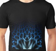 abstract background. blue palette. Unisex T-Shirt