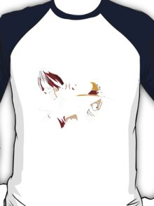 Luffy and Shanks T-Shirt