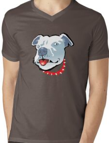 The Collar Mens V-Neck T-Shirt