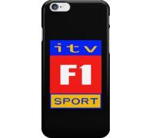 ITV F1 Sport iPhone Case/Skin